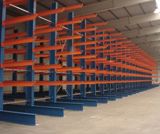 Cantilever Versus Pallet Racking How Are They Different
