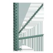 Pallet Rack Upright Frames