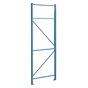 Warehouse Shelving Upright Frames