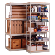 Bulk Boltless Shelving