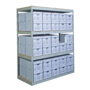 Document Storage Boltless shelving