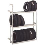 Tire Storage Shelving