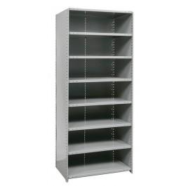 Closed 8 shelf heavy duty starter