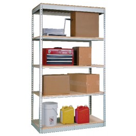Bolt Less Shelving