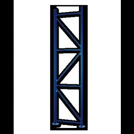 Warehouse Shelving Upright Frame
