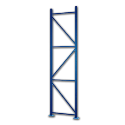 Warehouse Shelving Upright Frame Buymetalshelving Com