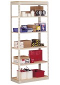 "Single-Rivet Units - Starter -- 7'-0"" High 6-Shelf"