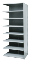 Closed Metal Shelving Adder