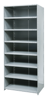 Closed Metal Shelving Starter